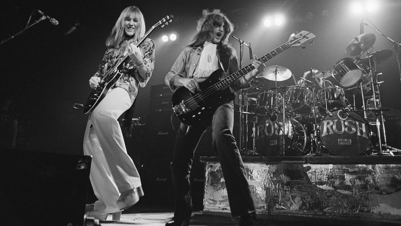 Rush 1976 Antonia Hille, Getty Images